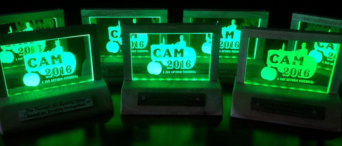 Permalink to: CAM Awards